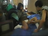 Kidnapped Girl Hand Cuffed and Fucked Under Knife Threat