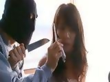 Knife Threatened Kidnapped Japanese Girl Misa Yuki Gets Fucked By Her Kidnapper