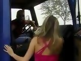 Blonde Girl Pulled Over Wrong Truck This Time