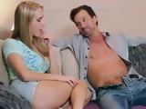 Stepdad Shouldnt Do Things Like This With Naive Teen Stepdaughter