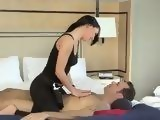 Rich Business Guy Promise Extra Bonus To Hotel Masseur For Getting Happy Ending Massage