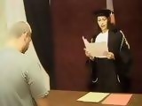 Lustful Milf Judge And Her Sexual Verdict