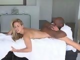Erotic Massage Ended With Hard Sex