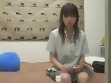 Japanese Teen Girl Dont Have Idea That Camera Is Recording All This