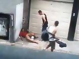 Hooker Fucked Right In The Middle Of The Street