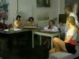 Painting Class Turns Into Wild Group Fuck