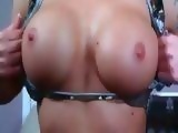 Busty Blonde Girl In Military Costume Fucked Hard