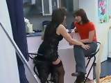 Russian Mom Seduce and Fuck Daughters Young Boyfriend