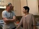 Blackmailed Granny Finds an Anal Way To Get Out Of a Dangerous Situation