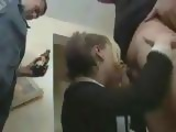 Russian Schoolgirl Gets Fucked By Two s