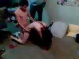 Teenagers First Time Fuck In Front Of Their Friends