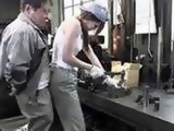 Poor Girl Was Unable To Prevent Sexual Harassment In Factory