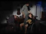 Blind Retarded Girl In Wheelchair Gets Abused And Anal Fucked Right Next To her Sleeping Father