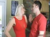 Blonde With Big Tits Milf And Sons Friend