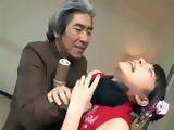 Martial Arts Teacher Gets Rough On His Student