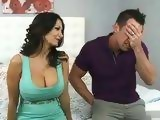 Busty Mother In Law Tricked Amazed Guy Into Fucking