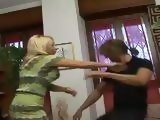 Amazed Guy Couldnt Escape From Claws Of Nympho Step Mom