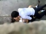 Wife Caught Cheating By The River