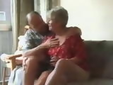 Amateur Granny Fucked For The Camera By Her Grandpa
