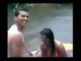 Latin Lady Cheating On Her Husband With A Random Boy On Her Vacation