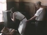 Armed Bank Robber Fuck Terrified Lorena Bayonas Hot Blood Movie Scene