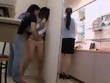 Optical Shop Salesgirl Gets Violated and Fucked At Work