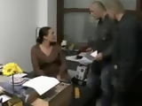 Bad Guys Tricked Poor Woman And Fucked Her
