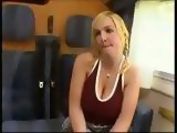 Busty Teen Gets Fucked On A Train On Her Way Home