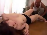 One Day Uncle Of Japanese Teen Oba Yui Came In To Her Room To Make Her Dreams Come True
